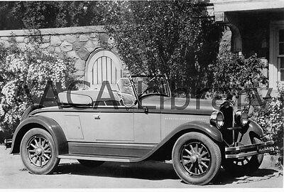 Ref. #59901 1927 Oakland Two Door Sedan Factory Photo