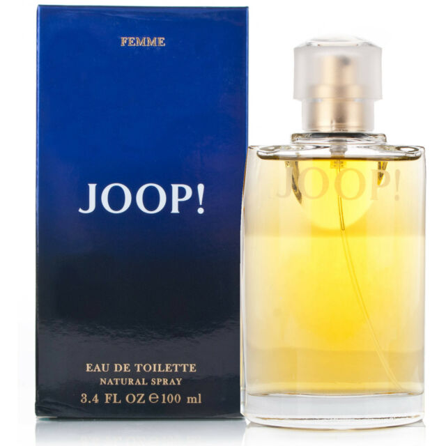 JOOP FEMME 100ML EAU DE TOILETTE SPRAY BRAND NEW & BOXED