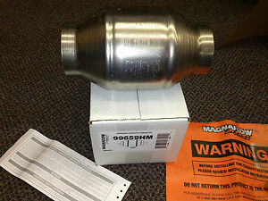 3 Quot Magnaflow Universal 99659hm Catalytic Converter High