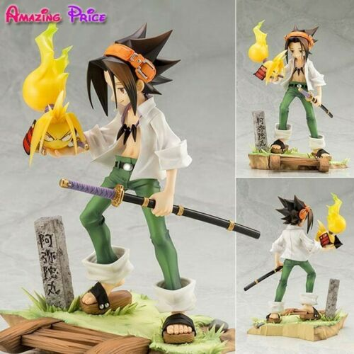 Japanese Anime Shaman King Yoh Asakura 1//8 Collectable Figure Jouet Toy ROT975