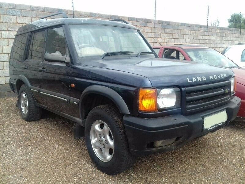 Land Rover  Discovery 2 Stripping For Spares