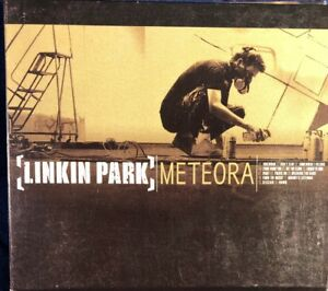 Details About Linkin Park Meteora Cd The Making Of Meteora Dvd Album Limited Edition