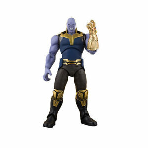 S-H-Figuarts-SHF-Marvel-Avengers-Infinity-War-Thanos-Action-Figure-Toys-Gift-New