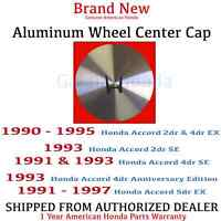Genuine Honda Accord Alloy Wheel Center Cap