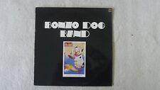 BONZO DOG DOO-DAH BAND - LET'S MAKE UP AND BE FRIENDLY VINYL LP SUNSET