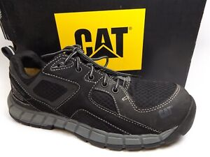 Caterpillar Men's Gain Steel Toe Black