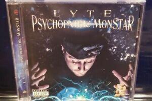 Lyte - Psychopathic Monstar BLUE CD insane clown posse twiztid records ICP hok