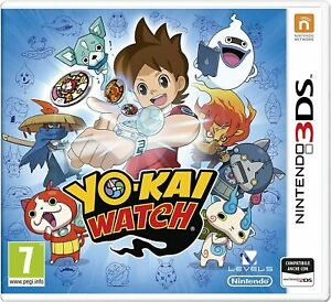 GIOCO-NINTENDO-3DS-2DS-YO-KAY-YOKAI-WATCH-NUOVO-ORIGINALE-ITALIANO-XL