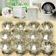 12PCS-Crystal-Glass-Door-Knobs-Drawer-Cabinet-Furniture-Kitchen-Handle-DIY-Kits thumbnail 2