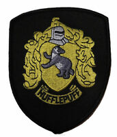 Harry Potter House Of Hufflepuff Robe Iron-on/sew-on Embroidered Patch