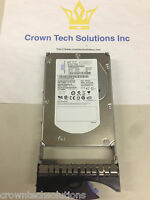 Ibm 42d0410 / 42d0417 / 42d0413 300gb 15k Rpm 4gbps Hdd
