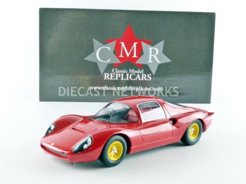CMR Ferrari Dino 206 S Coupe-Llano Cuerpo-CMR041 1//18