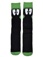 Warner Bros Looney Tunes Crew Socks Marvin The Martian on sale
