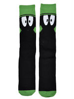 Warner Bros Looney Tunes Crew Socks Marvin The Martian on sale