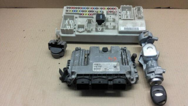 FORD FOCUS C MAX II 1.6 TDCI KIT DEMARRAGE CALCULATEUR 3M5A-12A650-JF 0281011263