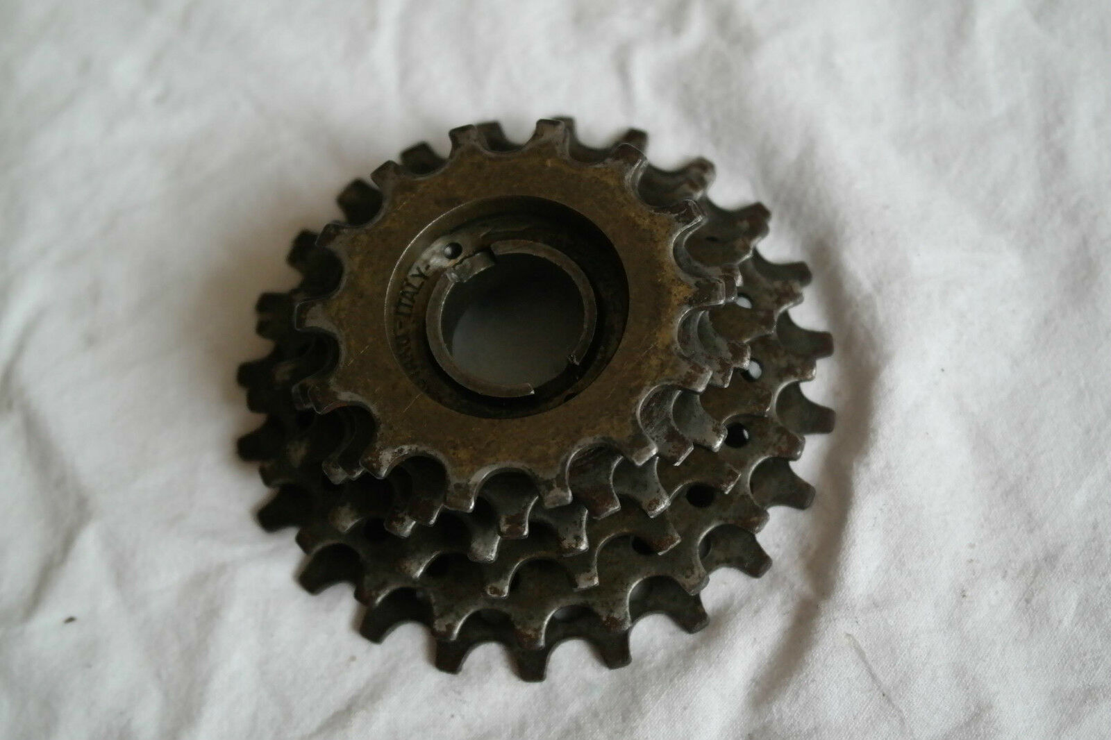 Retro freewheels   cassette  Caimi Castano everest 6 speed 14T-23T 410 g  big savings