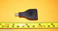 Ati Amd 6990 6970 6950 6870 6850 Video Card Mini Dp To Displayport Adapter