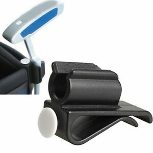 Golf-Club-Putter-Clamp-Holder-Ball-Marker-Golf-Bag-Clip-Putting-Organizer