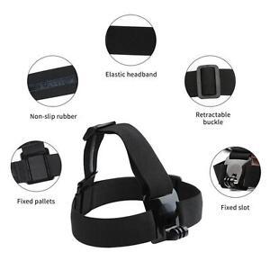 New-Elastic-Head-Strap-Mount-Belt-Headband-For-GoPro-GO-PRO-Hero-4-3-3-2-Camera