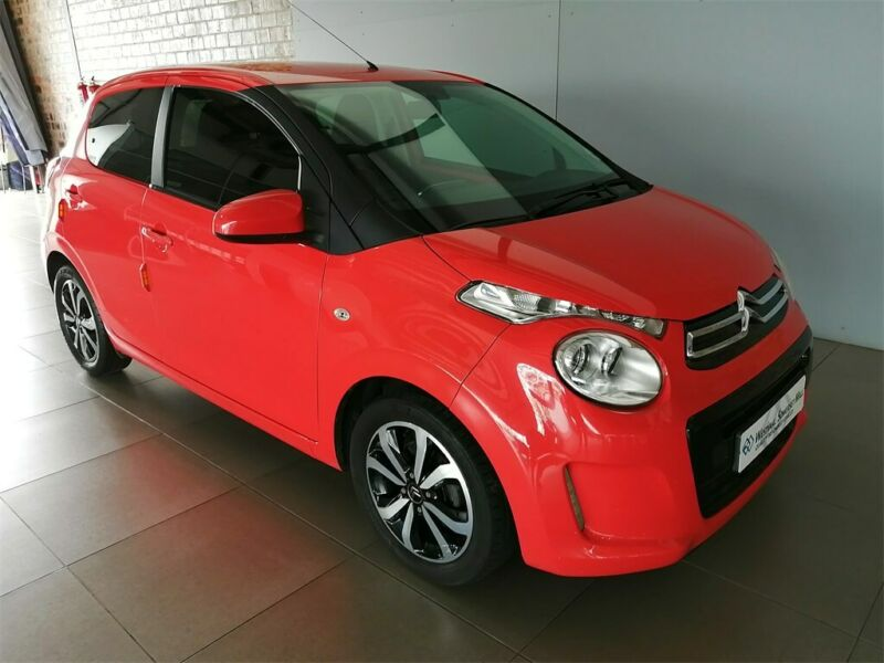 Manager Special 2015 Citroen C1 1.2 VTi Feel, Red with 59563km available now!