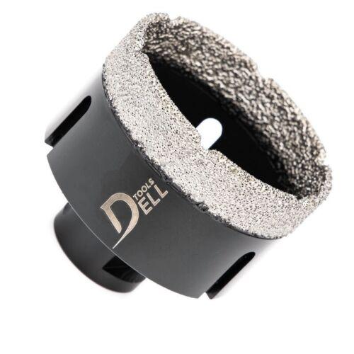 Diamantbohrkrone  68mm  für Granit Feinsteinzeug Fliesen M14