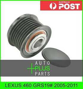 Fits-LEXUS-460-GRS19-2005-2011-ALTERNATOR-PULLEY-1GRFE