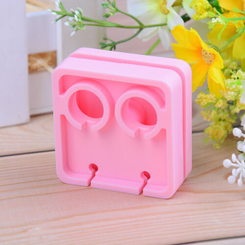 Earphone cable winder silicone tidy headphone line cord holder wire organizer BS