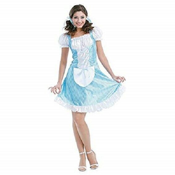 NEW Totally Ghoul Storybook Beauty Women Halloween DressUp Costume Sz S/M