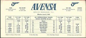Avensa-US-timetable-6-8-59-9051
