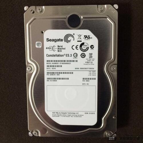 "SEAGATE ST4000NM0023 4TB 7.2K SAS 3.5/"" 6Gb//s 128MB HDD CONSTELLATION ES.3"