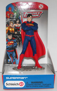 Superman-Standing-Justice-League-Figure-New-in-Box-Schleich