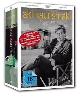 Aki-Kaurismaki-Collection-10-DVD-Edition-DIGITAL-GEMASTERT-NEU-OVP