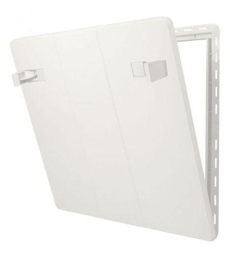 trappe de visite blanc 400x400mm de qualité ASA plastique avec cadre de montage