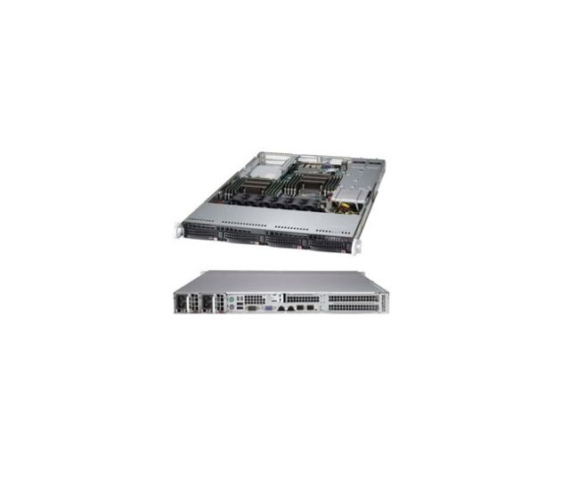 *NEW* SuperMicro SYS-6017R-72RFTP 1U Server