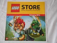 LEGO newsletter negozio 1/14