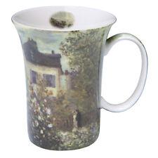Bone China Monet Mug Sets in Gift Box - Set of Four Different Mugs