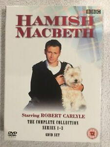 DVD-Hamish-MacBeth-The-Complete-Collection-Series-1-3-Region-2