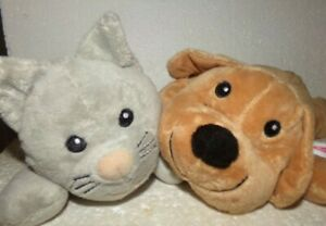 Set Of Dog Stuffed Animals, Melissa Doug Plush Kitty Cat Puppy Dog Stuffed Animal Set Ebay