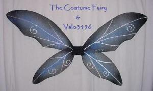 Gothic Twilight Fairy Wings Halloween Costume Adult Size