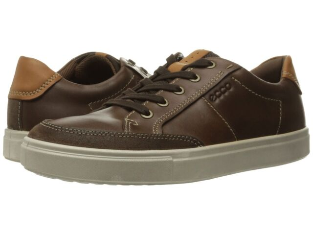 229b6343a562 ECCO Men s Kyle Classic Sneaker Fashion Cocoa Brown 42 Eu 8-8.5 M US ...