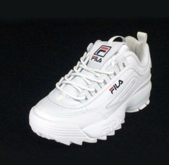 FILA Disruptor II 2 Womens Athletic Sneakers Running Training Casual Sport Shoes 6
