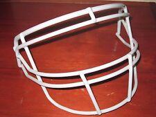 Schutt Adult Super Pro Titanium Football Helmet Facemask - ROPO - Gray