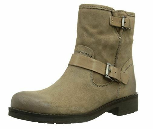 GEOX D NEW VIRNA E - BUFF.SUEDE DONNA - COL. TAUPE - DONNA BUFF.SUEDE 22197c