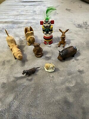 Vintage Lot 1950s Knick Knacks Chachkies Trinkets Collectibles Antique Rare Ebay