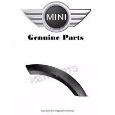 Mini Cooper 2002 2003 2004 2005 - 2008 Genuine Wheel Arch Trim for Hood (Black)