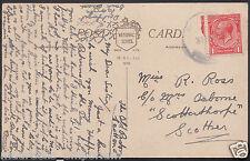 Genealogy Postcard - Family History - Ross - Scotterthorpe - Scotter  MB1371