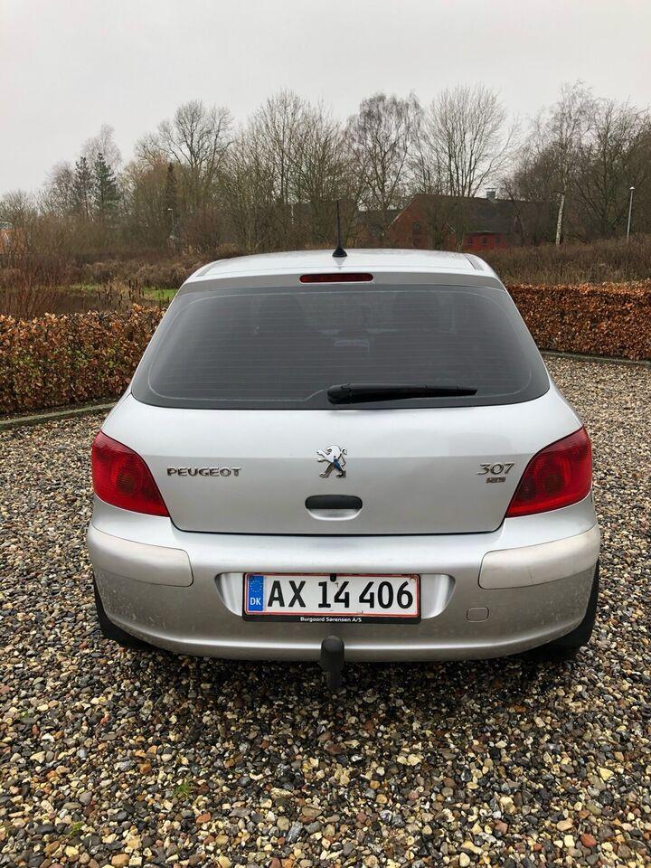 Peugeot 307, Diesel, 2002