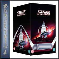 STAR TREK: THE NEXT GENERATION COMPLETE SERIES **BRAND NEW DVD BOXSET**