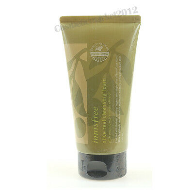 Innisfree Olive Real Cleansing Foam 150ml Free gifts