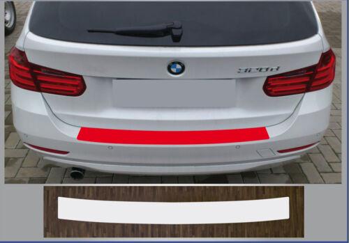 Anno fabbricazione 2012 PARAURTI Pellicola Protezione Vernice Trasparente BMW 3er f31 Touring